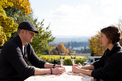 Cheers Cowichan - Averill Creek Vineyard - Cowichan Valley, BC, Canada