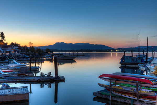An Ode To Love - Cowichan Bay, Vancouver Island, BC, Canada