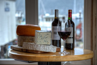 """Hilary's Cheese - Cowichan Bay, Vancouver Island, BC, Canada Visit our blog """"Paris In Springtime"""" for the story behind the photo."""