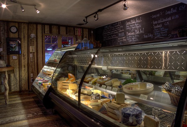 Hilary's Cheese - Cowichan Bay, Vancouver Island, BC, Canada