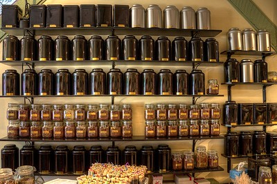 "Chari-Teas - Duncan, Vancouver Island, BC, Canada Visit our blog ""These Are A Few Of My Favourite Things"" for the story behind the photo."