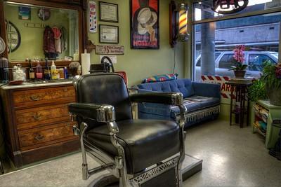 Jubilee Barbershop - Duncan, Vancouver Island, BC, Canada