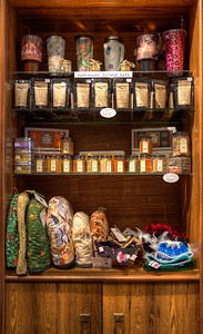 """Chari-Teas - Duncan, Vancouver Island, BC, Canada Visit our blog """"These Are A Few Of My Favourite Things"""" for the story behind the photo."""