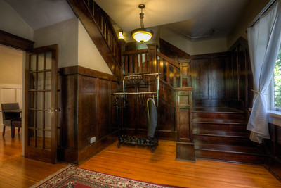 """McLay Heritage Guest House - Duncan, Cowichan Valley, Vancouver Island, British Columbia, Canada  Visit our blog """"McLay Heritage Guest House"""" for the story behind the photo."""