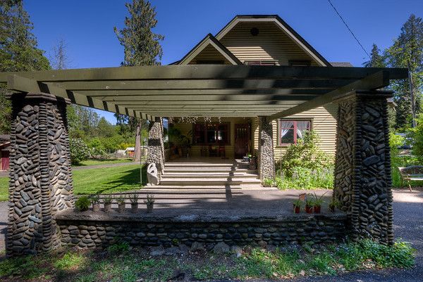 McLay Heritage Guest House - Duncan, Cowichan Valley, Vancouver Island, British Columbia, Canada