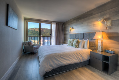 Oceanfront Suites at Cowichan Bay - Cowichan Bay, Vancouver Island, British Columbia, Canada