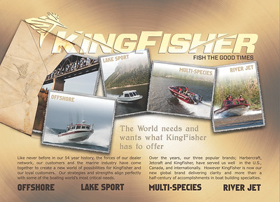 2013 Kingfisher Boats Catalogue (Multi-Species)