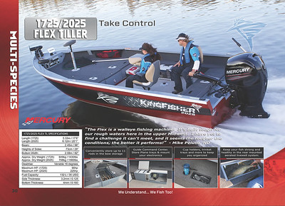 2013 Kingfisher Boats Catalogue