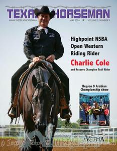 Texas Horseman Cover 5-14
