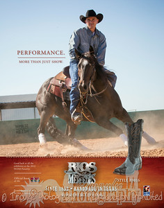 commercial RoM Ad Cutting Horse Chatter 11