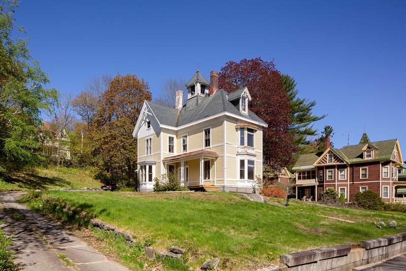 Charles E  Gray House