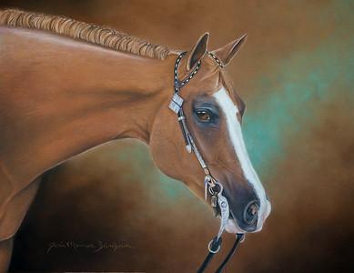Joni's Ponies Equine Art