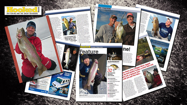 Hooked Magazine Various