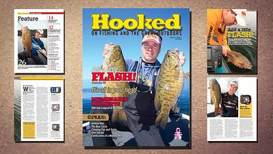 Hooked Magazine Fall 2008