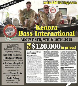 Kenora Bass International