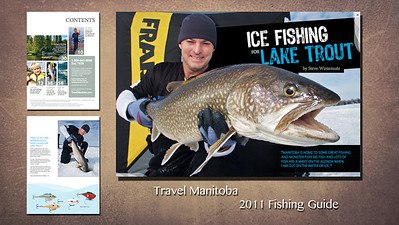 Travel Manitoba Manitoba Monsters 2011 Fishing Guide