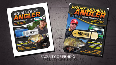 Faculty of Fishing Advantage Angler & Professional Angler Training Systems