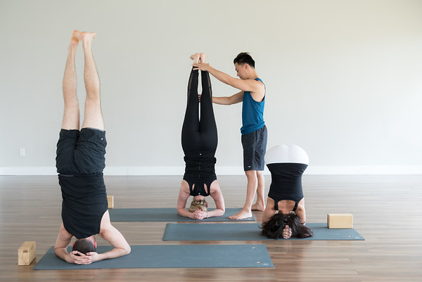 Toronto Yoga Studio - Website and Social Media