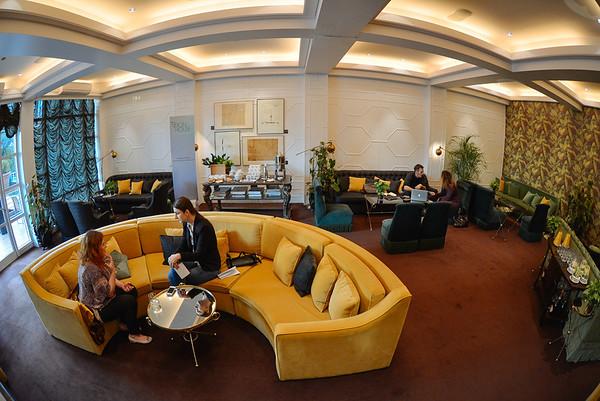 Interviews at the Arts Hotel