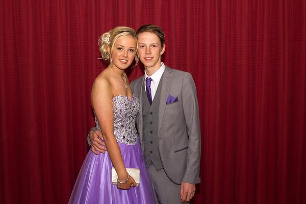 Nelson Thomlinson School Prom 2014