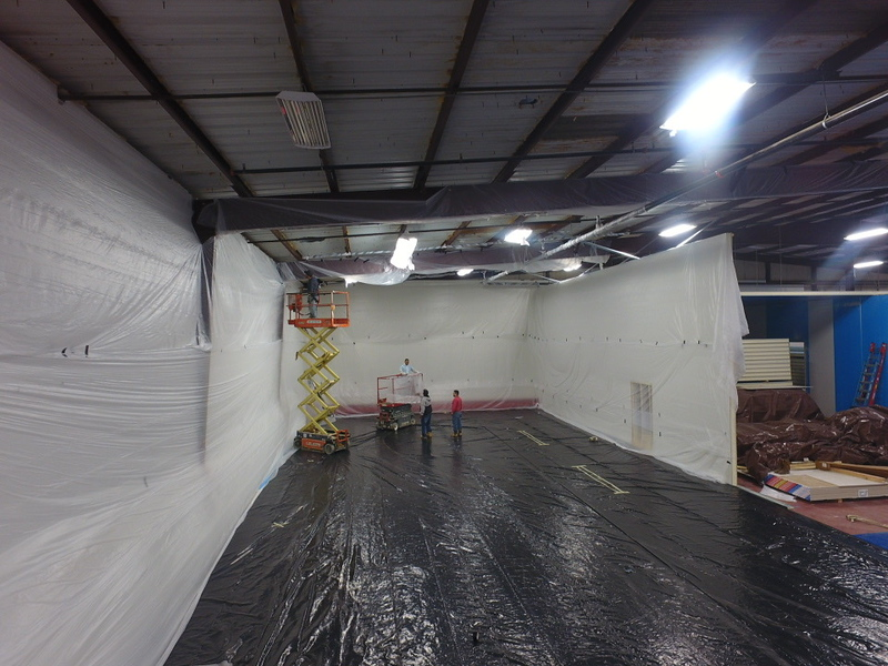 Commercial Foam Insulation