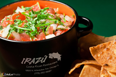 Pico De Gallo Client: Irazu Chicago