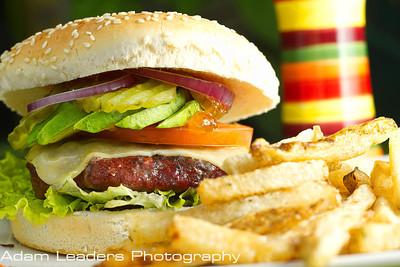 Picasso Burger