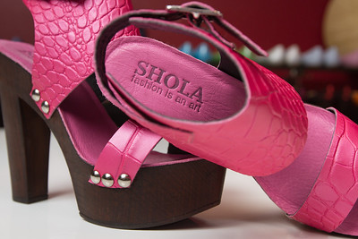 Shola Shoes Commercial Galleries