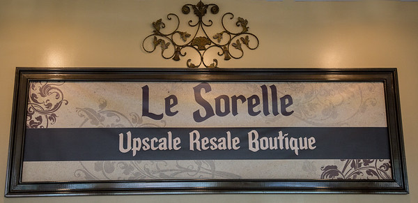 Le Sorelle Upscale Resale Boutique