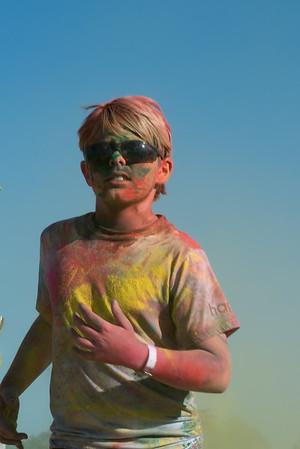 Outback Colour Run