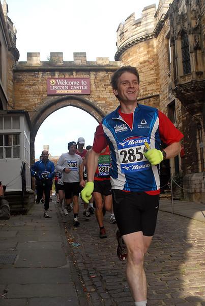 Spires & Steeples Marathon