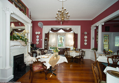 Commercial - Page House Bed & Breakfast, Dublin, GA