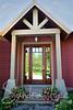 Front Door Fine Art Photograph - Painted Sky