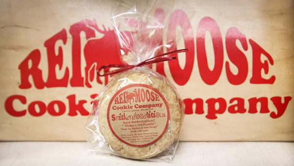 Red Moose Cookies - Snickerdoodle-4