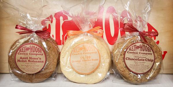 Red Moose Cookies - 3 packs -11