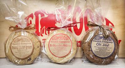 Red Moose Cookies - 3 packs -3