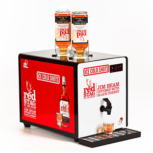 Red Stag Shot Machine