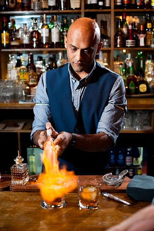 Flambé - Cocktail Competition