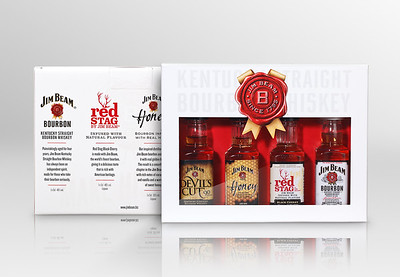 Jim Beam Gift Pack