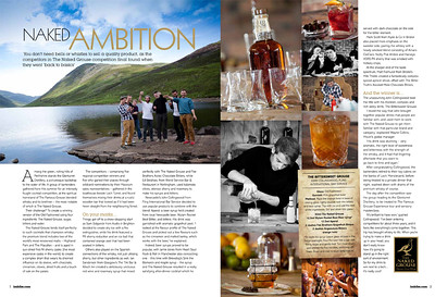 Naked Ambition Tearsheet