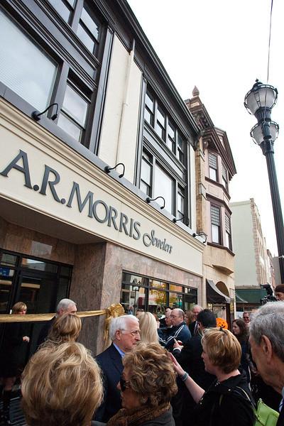 AR Morris Wilmington store opening at 802N Market Street