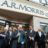 AR Morris Wilmington store opening at 802N Market Street; New Castle County Executive Chris Coons speaking at the opening