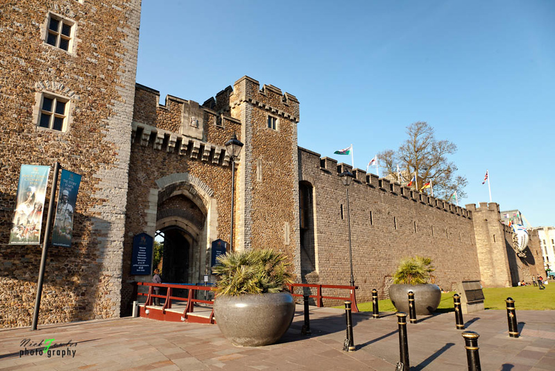 Cardiff Castle by Nick Fowler 2