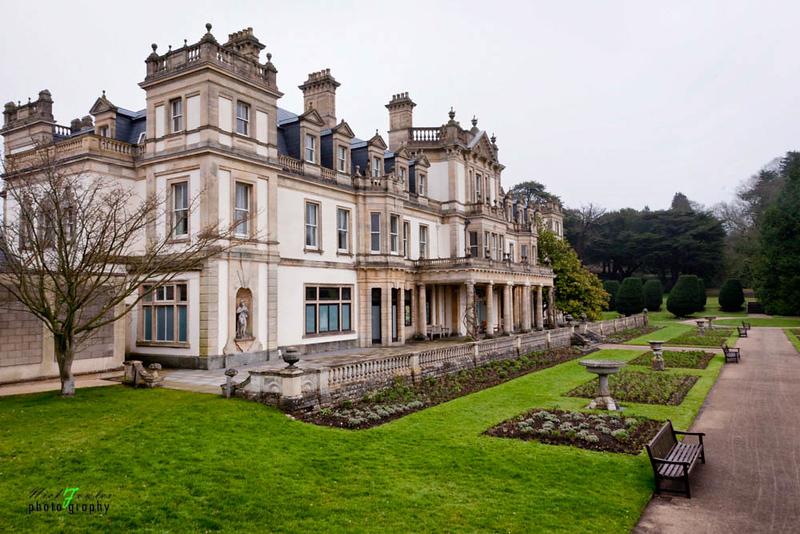 Dyffryn Gardens Wenvoe near Cardiff