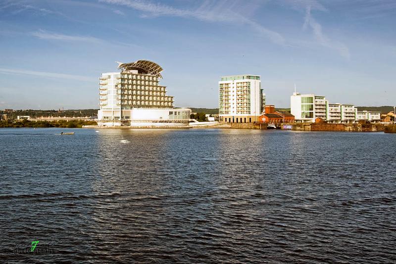Cardiff Bay -3 St David's Hotel