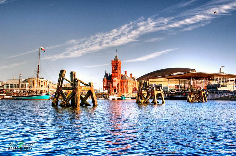 Cardiff Bay -1