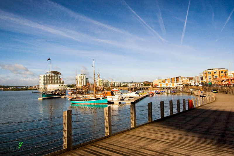 Cardiff Bay -4