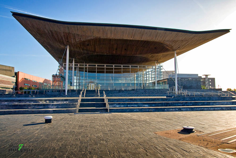Senedd - The National Assembly for Wales