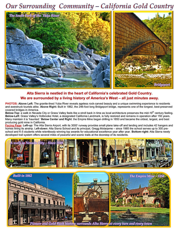 Alta Sierra Photo-Tribute Page 8
