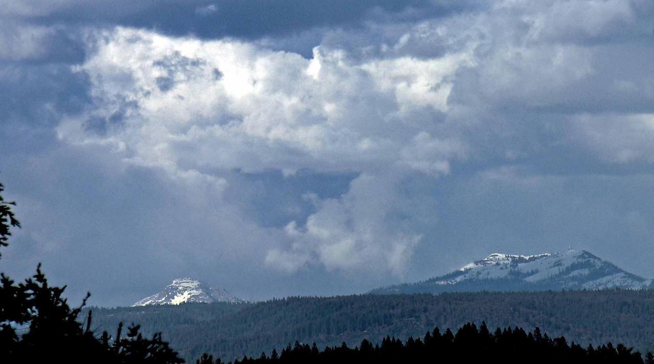 Cisco Butte Thunderhead
